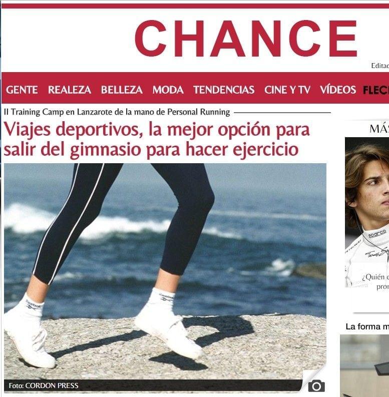 Chance - Europa Press