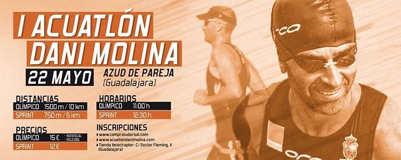 I Acuatlon Dani Molina 815x315