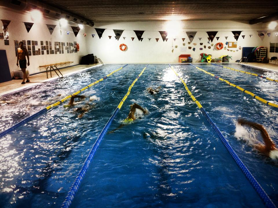 Eficiencia en natación
