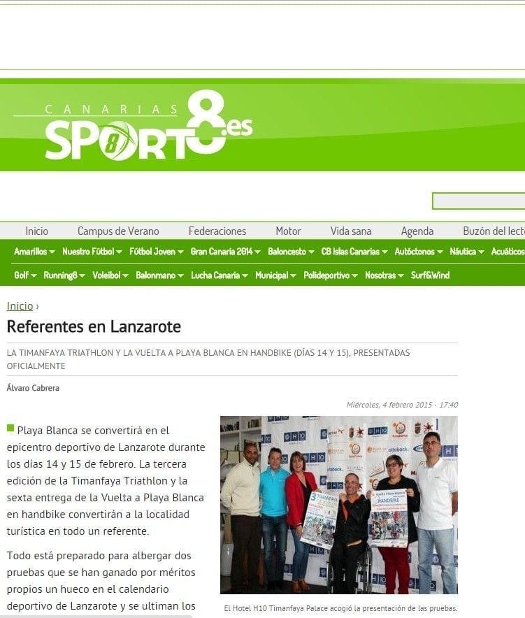Sport 8