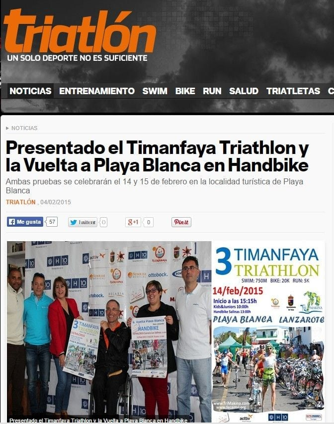 Triatlon Web