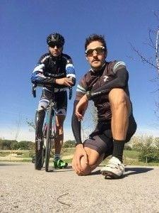 Dani Molina se une a la familia de Personal Running